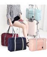 Portable Travel Bag Storage Waterproof Polyester Folding Luggage Handbag... - $13.40