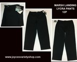 Marsh landing lycra black pants 12p web collage thumb155 crop