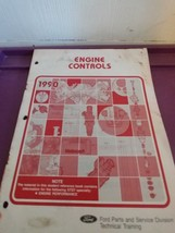 1990 Ford Engine Controls Technical Training Service Shop Manual - $10.00