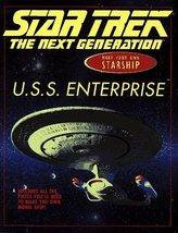 U.S.S. Enterprise Next Generation: Make Your Own Starship [Oct 01, 1996]... - $2.94