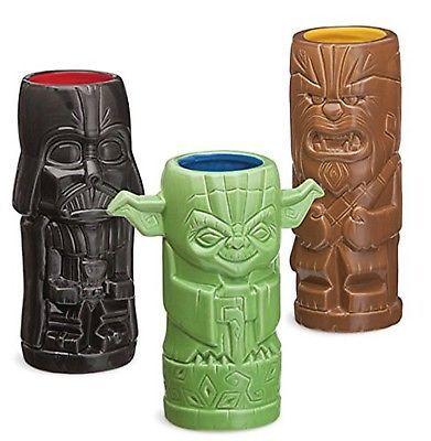 Star Wars Geeki Tiki Mugs