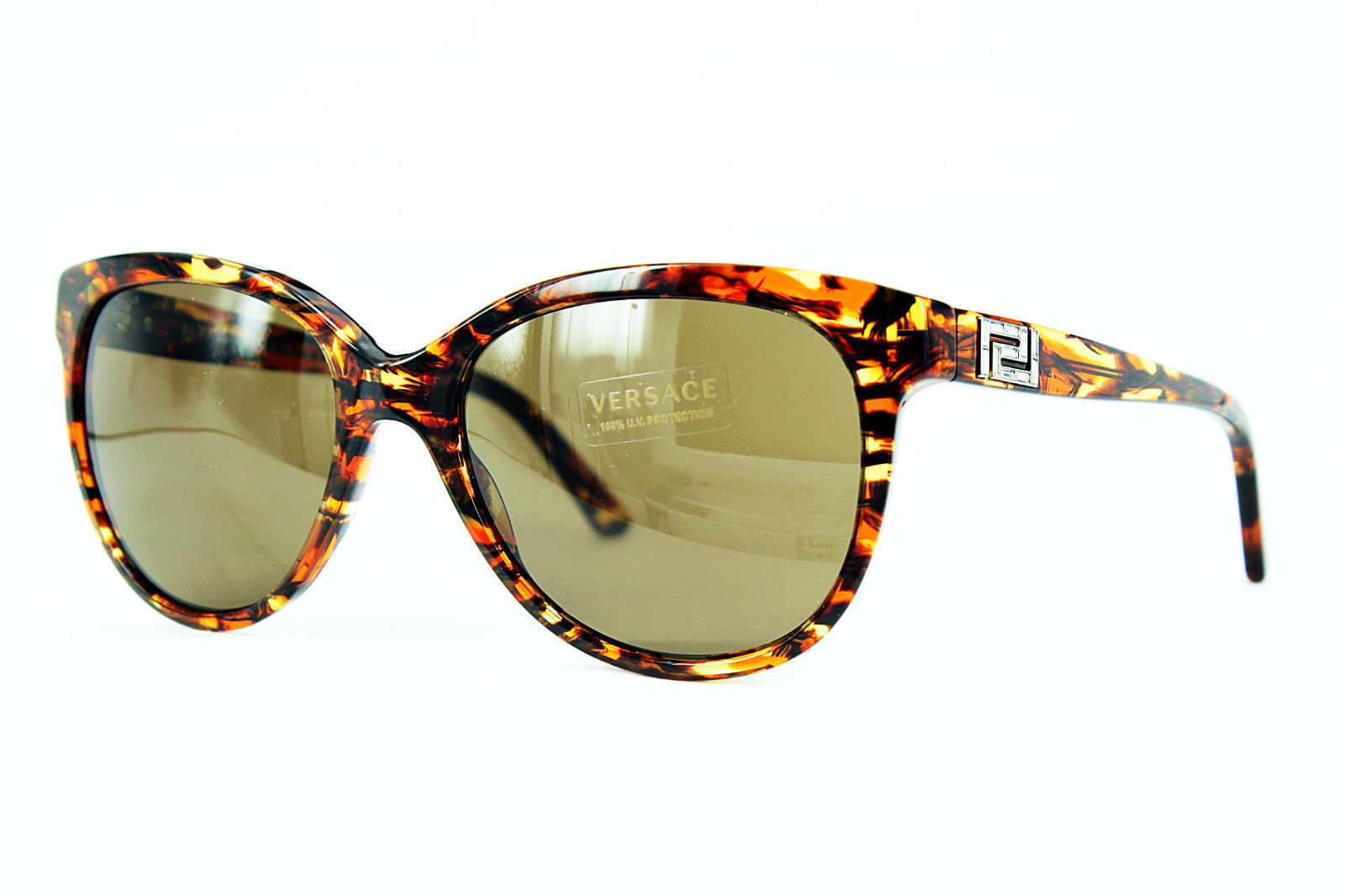 305349ce8bc6 NEW Versace Sunglasses MOD. 4246-B Brown and 50 similar items