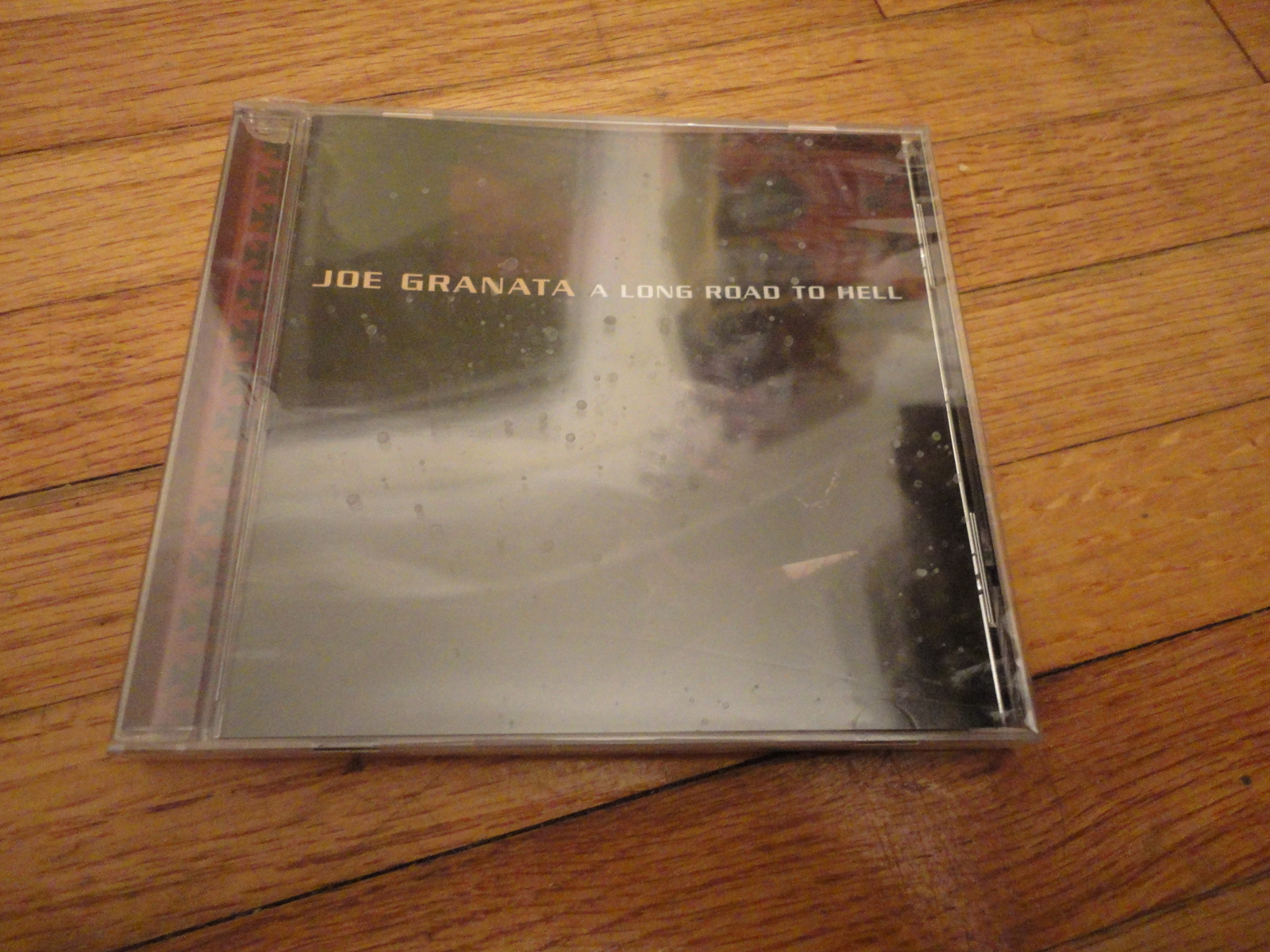 Primary image for CD Joe Granata 'A Long Road to Hell' new sealed 2007 shred guitar heavy metal