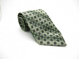 Pierre Cardin Multicolor Geometric Pattern Tie - $5.99
