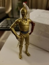 "NWT 2015 Hallmark Disney STAR WARS C3PO Christmas Tree Ornament 3.5"" - $11.99"
