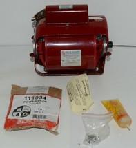 Bell Gossett 111034 Circular Pump Motor 1/12 Horse Power image 1