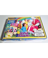 Children's Games  Magnetic Bingo  Jesus Loves Me 2010 NIB Sealed - $8.00