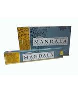 Deepika Mandala Incense Sticks Agarbatti Home Cleansing Spiritual Blessing - $18.17