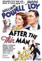 After The Thin Man DVD ( Ex Cond.) - $8.80