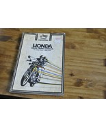 Clymer Honda Repair Manual 125-350 64-74 - $24.99
