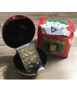 Pokemon Limited Edition 23K Gold-Plated Trading Card TOGEPI Burger King ... - $17.50
