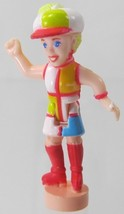 1999 Vintage Polly Pocket Doll Dream Builders Disco - Polly Bluebird Toys - $6.00