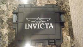 Invicta 3 Slot Black Case - $44.99