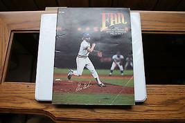 Old Vintage Fan 1983 Atlanta Braves Scorebook Program Magazine Phillies ... - $9.99