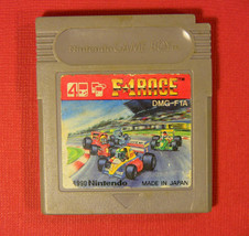 F-1 Race (Nintendo Game Boy GB, 1990) Japan Import - $3.69