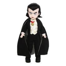 "Mezco Toyz Living Dead Dolls Presents Universal Monsters Dracula 10"" Act... - $77.22"