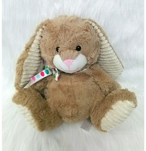 "13"" Animal Adventure Tan Bunny Rabbit Corduroy Plush Easter Stuffed Toy ... - $24.99"