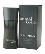 ARMANI CODE - $66.95