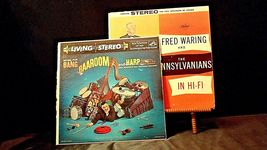 Fred Waring Pennsylvanians The Room in Hi-Fi Harp Dick Schory New Percussion Ens image 3