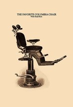 The Favorite Columbia Chair: With Head-Rest by H. D. Justi & Son - Art Print - $19.99+