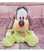 "Disney Parks Baby Goofy 9"" Long Pile Plush w/ Chime Rattle Inside - Love... - $12.34"