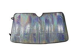 [Colored Butterfly] Creative Design Car Sunshade Windshield Sun Shade (14570CM)