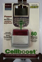 Blackberry Compatible Cell Boost Instant Battery Power 60 Minutes - $9.49
