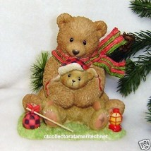 Cherished Teddies Orville  3rd In The Giant Series 2006  NIB  SIGNED - $35.59