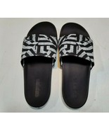 Adidas Performance Womens Black/White Adilette CF+ W Slide Sandals Size 7 - $33.30