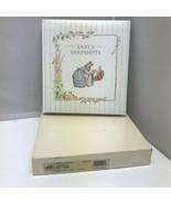 VTG The Beatrix Potter Collection Peter Rabbit Baby's Snapshots Photo Al... - $59.99