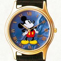 Mickey Seiko Lorus, Blue Mother of Pearl Rare New Unworn Watch! #RRR102 ... - $97.86
