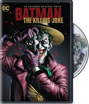 Batman: The Killing Joke DVD (2016)
