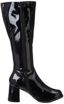 """Ellie Gogo Danseur Club Déguisement 21.3mS Noir Ru Costume Punk Bottes 3 """" - $43.03"""
