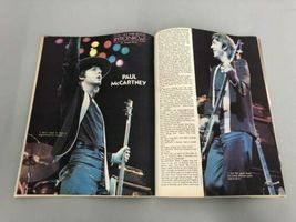 Lot (13) Vintage Rock Scene Hit Parader Creem Magazine KISS 1975-1979 Aerosmith image 7
