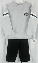 New York Mets Child Kids Sweatshirt and Sweatpants 2PC Set SZ 6 - $12.82