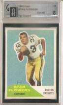 1960 Fleer #115 Stan Flowers GAI 8 NM MT - $69.25