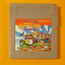 Wario Land Warioland (Nintendo Game Boy GB, 1993) Japan Import  - $9.04