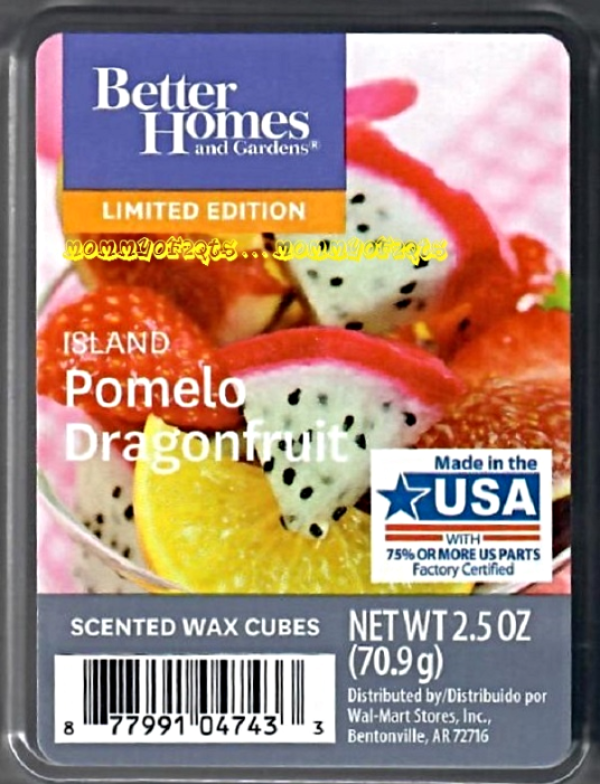 Island Pomelo Dragonfruit Better Homes And Gardens Scented