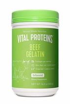 Vital Proteins Beef Gelatin : Pasture-Raised, Grass-Fed, Non-GMO 16.4 oz - Glute
