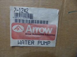 7-1242 GMC Water Pump, Remanufactured By Arrow 230900 image 2