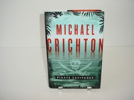 Pirate Latitudes by Michael Crichton (2009, Hardcover) Novel Book - $5.84