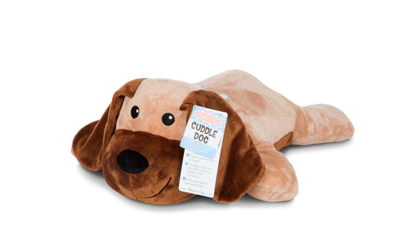Melissa & Doug Cuddle Dog Jumbo Plush Stuffed Animal - $19.99