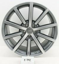 "New OEM Audi Alloy Wheel 20"" Q5 2009-2017 10 spoke Anthracite 8R0-071-490-C-4EE - $297.00"