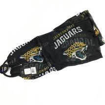 Jacksonville Jaguars Womens Fashion Infinity Scarf NFL Team LOGO Sheer C20-19 - $23.48