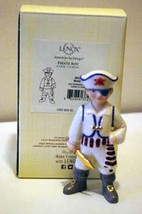 Lenox 2012 Pirate Boy Figurine New In Box - $13.33