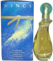 Wings Extrordinary By Giorgio Beverly Hills 3.0.oz / 90ml EDT for Women - New - $23.49