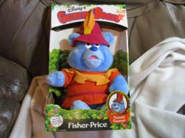 Tummi Gummi Bear. 1985. Plush/Stuff. Never removed from box. Fisher-Pric... - $150.00