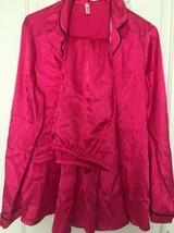 George Womens Fluid Knit Pajama Set Pant 2 Pc Top Sleepwear  Sz M 8-10 Pink - $29.70