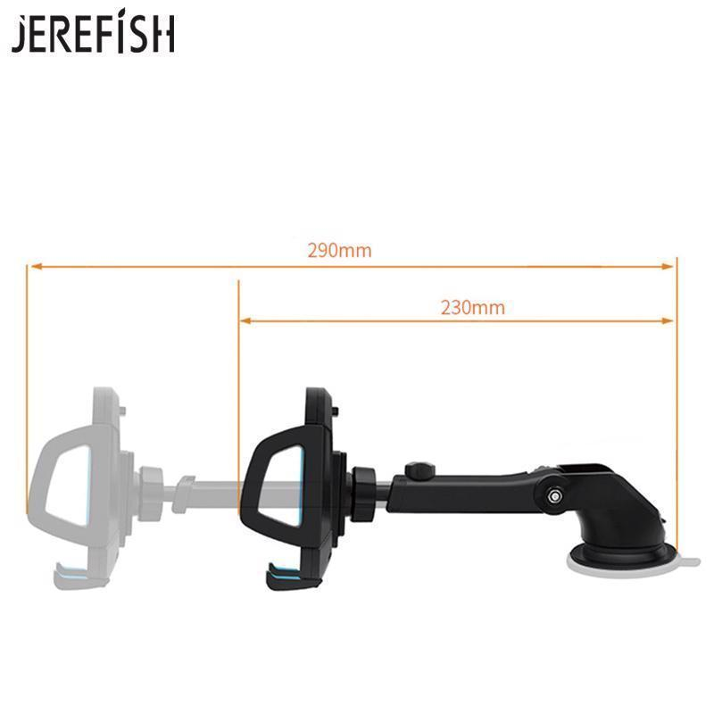 Mount Phone Car Holder Windshield Suction Dashboard Cup Cell Universal Stand New