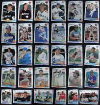 1988 Fleer Baseball Cards Complete Your Set Pick From List 441-660 - $0.99+